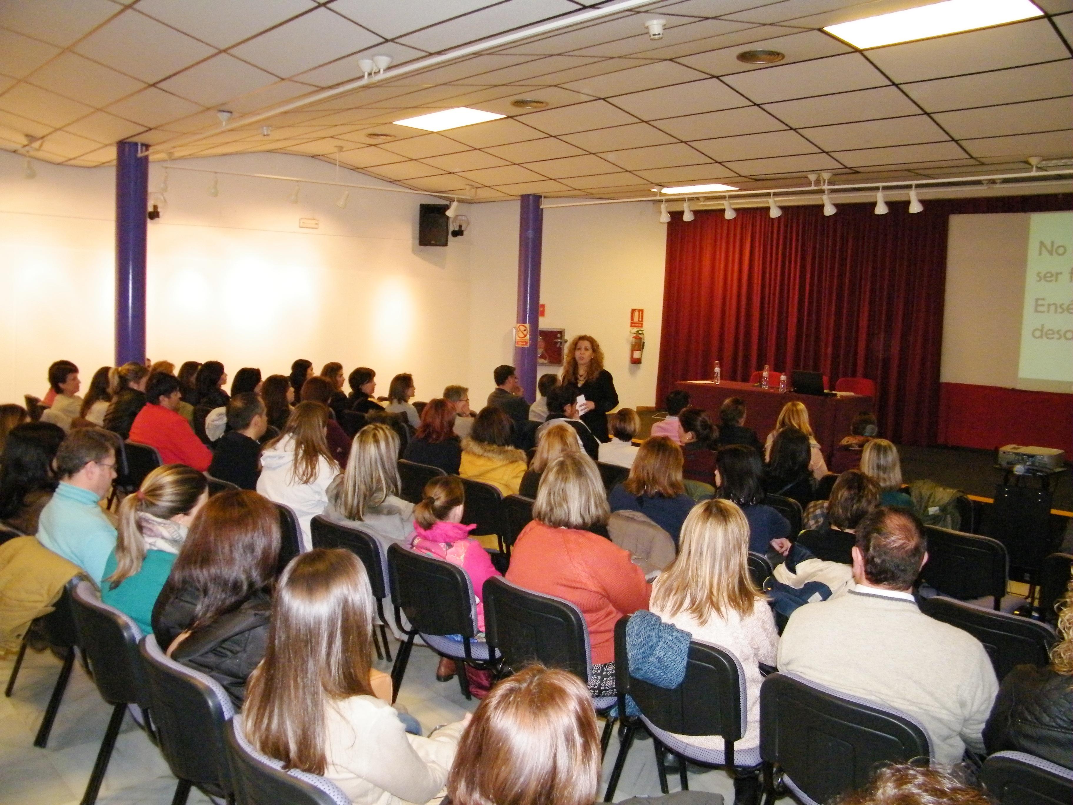 conferencias de padres en desarrollate family